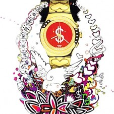 Swatch x Manish Arora