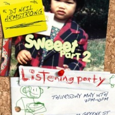 DJ Neil Armstrongs Listening Party….