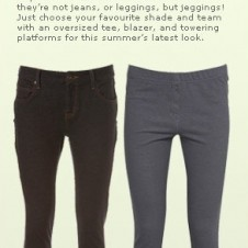 Have a Jegging!