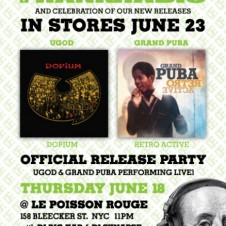 Frank151 official  Release Party…