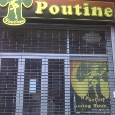 Poutine in New York?