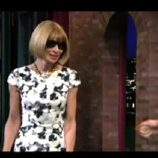Anna Wintour in The Thomas Crown Affair