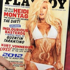 HEIDI MONTAG DOES PLAYBOY