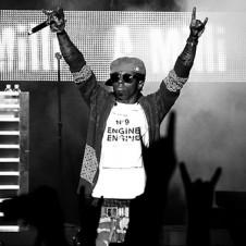 Lil Wayne In the Rocksmith Engine 9 Tee