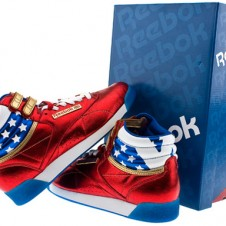 Wonder Woman Reebok Freestyle……