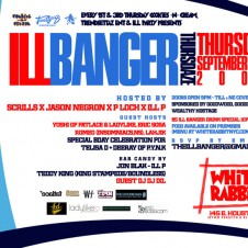 Fatlace x LadyLike x Ill Banger Party!