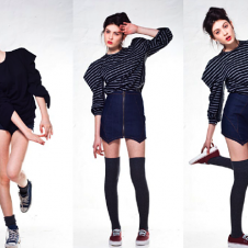 First Look: Huffer Spring 2010