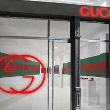 Gucci About to Pop in NYC
