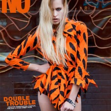 Alice Dellal for No #8