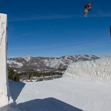 winter dew tour stop #2