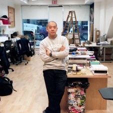 Jeff Staple Feature Drops