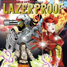 La Roux is Lazerproof