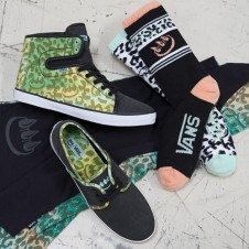 Claw Money x Vans
