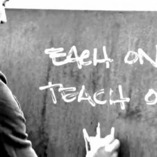 Each one..Teach one.