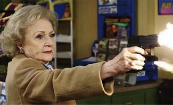 betty white pin up pictures. Betty White is currently taking over the planet, with a new TV show,