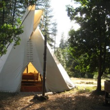 Tepee Workshop!