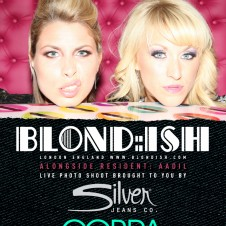 Blond:ish @ Cobra Sat Oct 23rd for Toronto Fashion Week