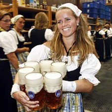 Oktoberfest in New York