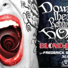Blond:ish Halloween Party in Beirut Sat Oct 30th