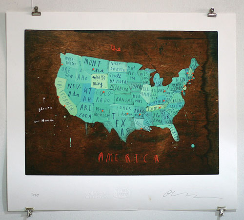 Hearty Magazine Oh The Places Youll Go - Us map of states i ve been to