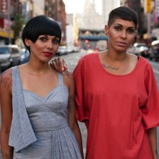 Nina Sky and CHOPPED!