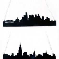 Skyline For Your Neckline