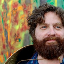 Zach Galifianakis Love Affair