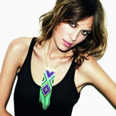 Alexa Chung Thrifts for PBS