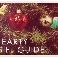 Hearty's Gift Guide