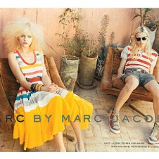 Andrej Pejic for Marc Jacobs