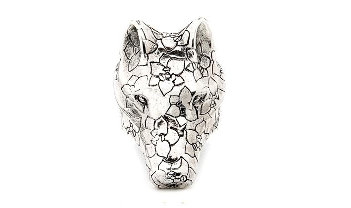 Kimberly Baker Creates Some Pretty Awesome Jewelry Drawing Inspiration From Her Mother S Morning Ritual Of Applying Perfume Then This Self Taught