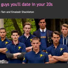 20 Guys You'll Date in Your 20s