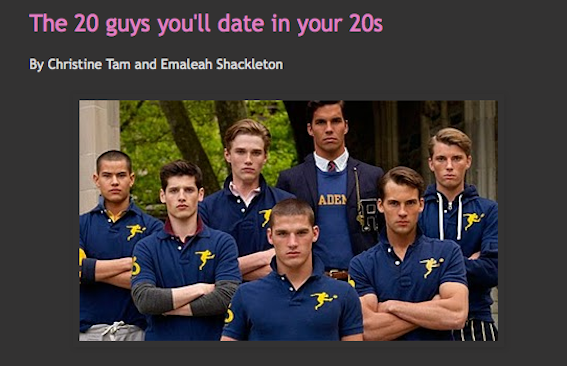 Dating In Your 20s For Guys