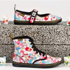 Hello Kitty x Dr. Martens Two