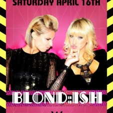 BLOND:ISH'S APRIL FOOLED YOU BEATPORT CHART UP NOW