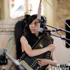 PJ HARVEY'S DEDICATED ART