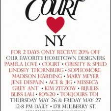 Court Loves NY Sale