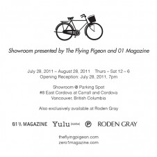 The Flying Pigeon Bicycle