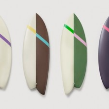 Asymmetric Surfboards