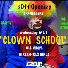 Clownin' Around Tonight!