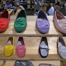 Footwear Preview S/S '12: Swims