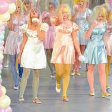 Meadham Kirchoff at LFW