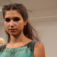 Samantha Pleet S/S '12 at NYFW