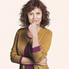 SUSAN SARANDON FOR UNIQLO