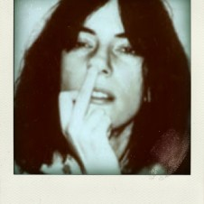 Patti Smith's Camera Solo
