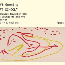 Soft Opening: Art School