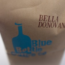 "Coffee & Then Some 001: Blue Bottle Bella Donovan Blend + Amy Winehouse ""Lioness"""