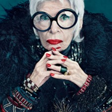 Iris Apfel Teams Up With M.A.C.