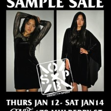 COURT Sample Sale