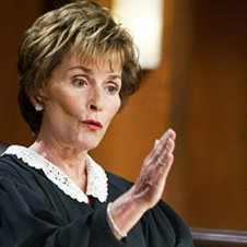 JUDGE JUDY: THE REASON I YELL
